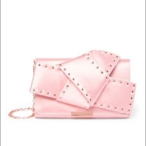 Ted Baker Hallee Studded Giant Knot Crossbody